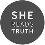 She Reads Truth Logo