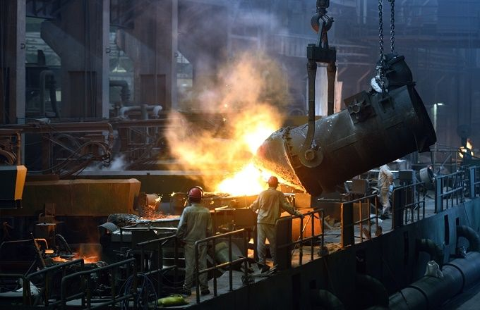 Defying the odds in the Steel Industry